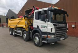 SCANIA<br>P8x4