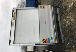 GRP Box Van Body .