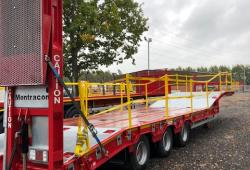 Montracon<br>Low Loader Trailer