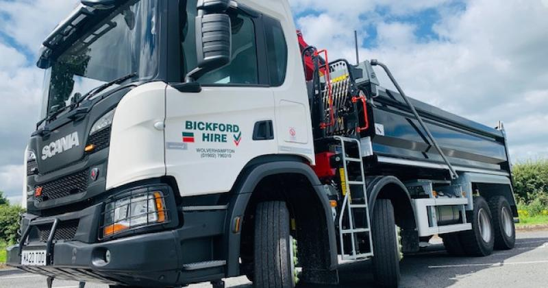 Bickford Truck Hire Ltd